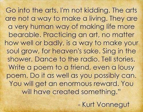 Kurt Vonnegut, kreativitet